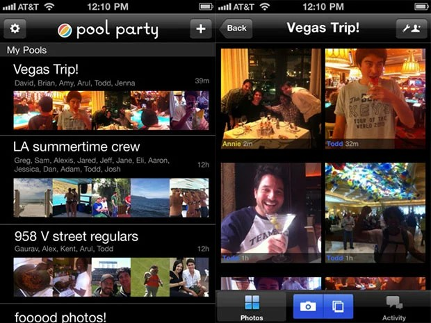 Pool Party: Googles Photo Sharing App poolparty1