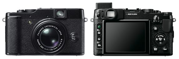 More Fujifilm FinePix X10 Photos Leaked leaked mini