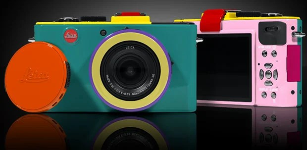 You Can Now Make Your Leica as Ugly as a Pentax Special Edition DSLR leicapaint
