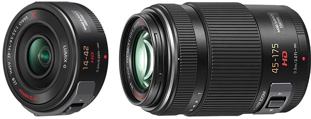 Panasonic Unveils High End X Lenses for Micro Four Thirds Cameras lenses