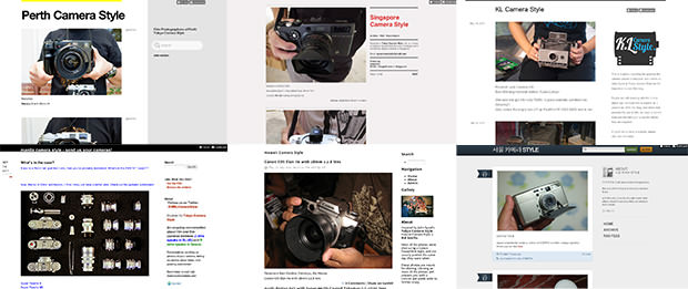 Celebrating Film Photography: Camera Style Websites Worldwide camerastyle mini