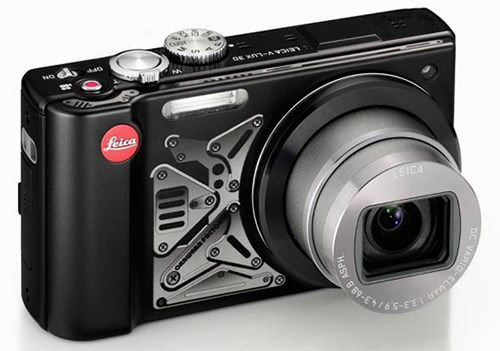 Leica Teams Up with Gundam Designer for Limited Edition Camera vlux mini