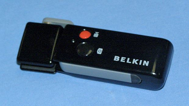 Belkin to Release a Remote Shutter Release for the iPhone belkin mini