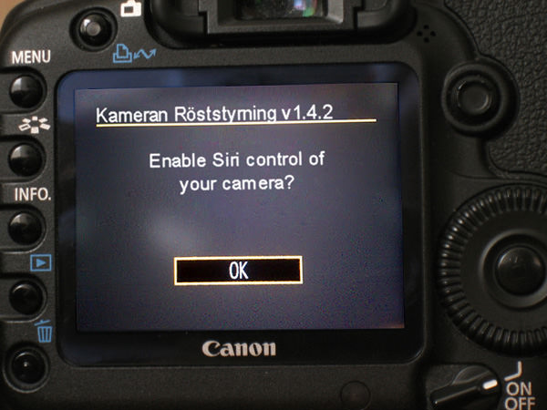 Siri Ported to the Canon 5D Mark II? siri1 mini
