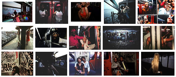 Bruce Davidson on Photographing the New York City Subway System subway mini