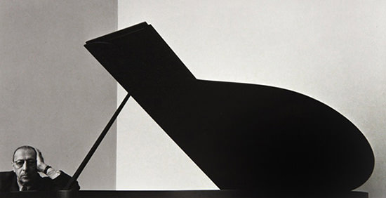 Arnold Newman and the Birth of the Environmental Portrait igor mini