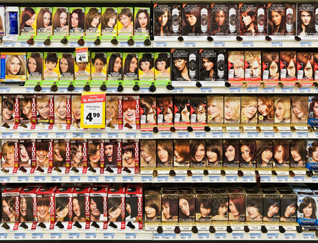Photos Showing the Bewildering Array of Choices on Store Shelves  choices1 copy mini