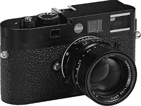 Leica Monochrome M Rangefinder May Arrive on May 10th mbw mini