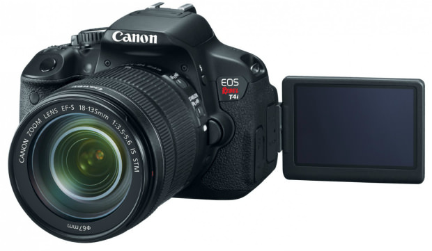 Canon Unveils the EOS Rebel T4i/650D With Continuous Movie Servo AF canon650 2 mini