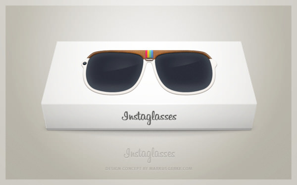 Instaglasses: Concept Glasses That Apply Your Filter Of Choice to Everyday Life instaglasses1 mini