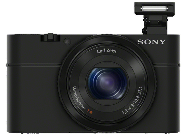 Sony Announces the RX100, Touted as Best Pocket Camera of All Time sonyrx100 mini
