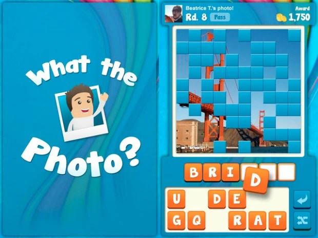 What The Photo: A Guessing Game App For Photogs and Their Friends whatthephoto mini