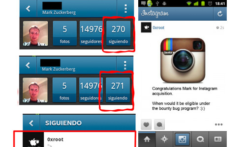 Instagram Allegedly Downplays Security Vulnerability instagramvulnerability mini