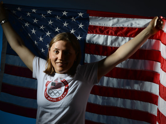 US Olympic Team Portraits Come Under Scrutiny 