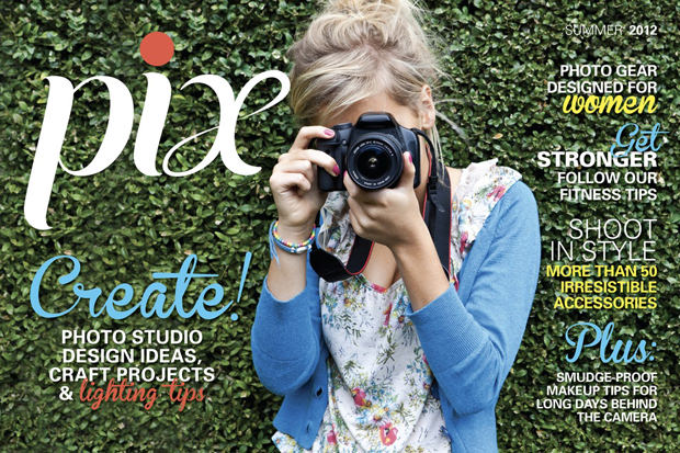 PIX Magazine for Lady Photographers Miffs Women, Gets Mocked for Fluff pixcover mini