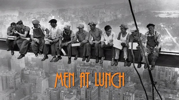 Men at Lunch: A Documentary About One of the Most Iconic Photos Taken in NYC menatlunch mini
