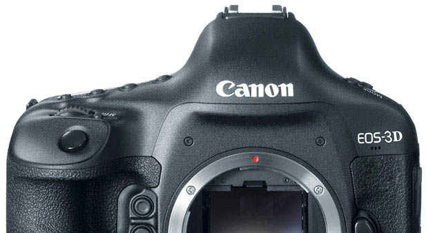 Canon Reportedly Field Testing a 46MP DSLR, Possibly the 3D canon3d