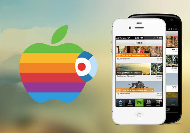 Apple Reportedly Acquires Photo Sharing App Color applecolor