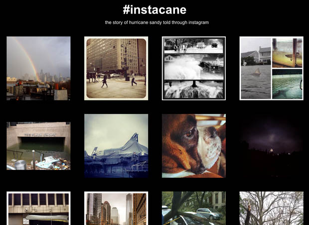 10 Hurricane Sandy Photos Uploaded to Instagram Every Second  instacane