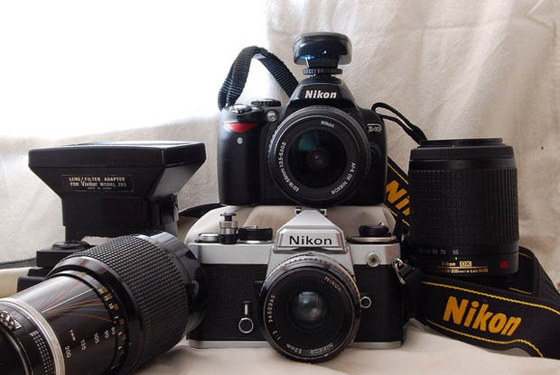 Nikon Photo Contest No Longer Accepts Photos Shot Using Film Cameras nikoncontest