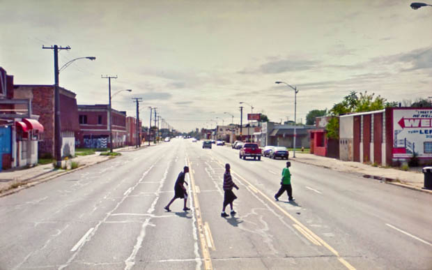 The Emperors New Photographs: Are Appropriated Street View Shots Art? street3