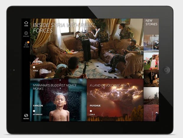 The Wider Image App by Reuters Brings Beautiful News Photos to Your iPad widerimage