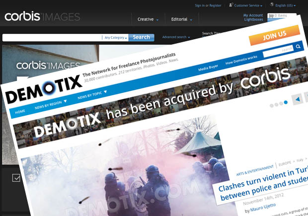Citizen Journalism Photo Agency Demotix Snatched Up by Corbis corbisdemotix
