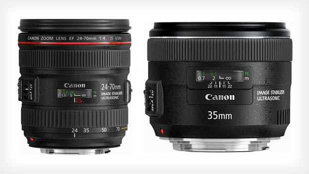 Canon 24 70mm f/4 IS and 35mm f/2 IS Leaked Before Announcement leakedcanon