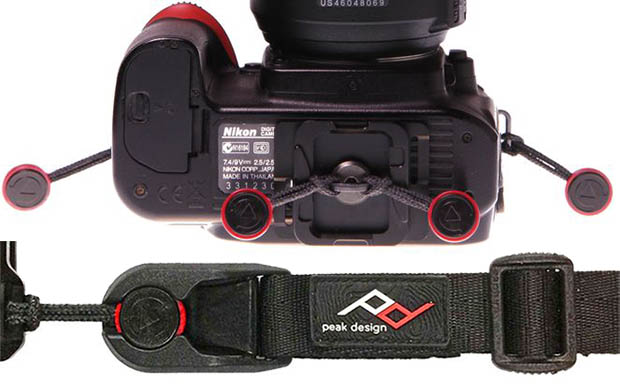 Peak Design Unveils Leash, the Optimus Prime of Camera Straps leashandcuff