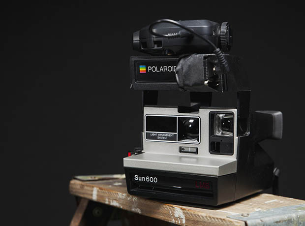 Shooting with a Polaroid 600 and an Off Camera Flash polaoff3