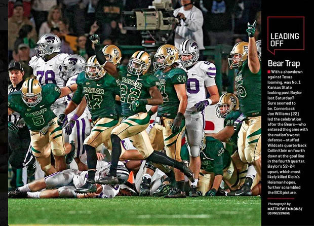 Sports Illustrated Magazine Accused of Manipulating College Football Photo simanip1