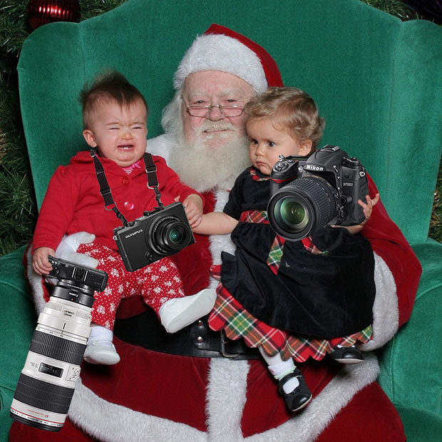 Dear Santa: Here Are My Wishes for My Favorite Camera Makers christmaswishlist