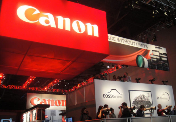 Canon to Open First of Many Experience Stores In the Following Days canonbooth1 mini