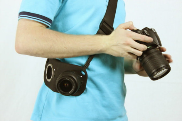 Nikon Lens Holster Keeps You On Point When Speedy Lens Swaps are a Must lensholster1 mini