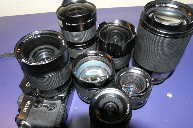 Grandson of Famed Zeiss Designer Owns Holy Grail Collection of Glass zeiss3