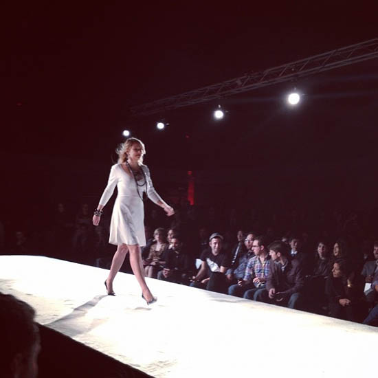 Emerging Trend: Instagram Moments at Fashion Shows instamoment