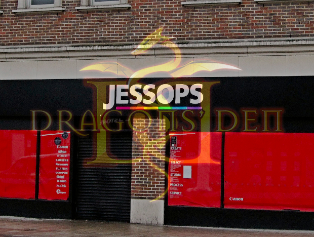 Jessops Brand Will Live on Online Thanks to UK Reality TV Star Peter Jones jessopsdd