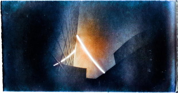 Photog Captures Time in Stunning Color Pictures Using a Pinhole Camera matthewallred3 sm