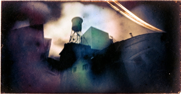 Photog Captures Time in Stunning Color Pictures Using a Pinhole Camera matthewallred8 sm