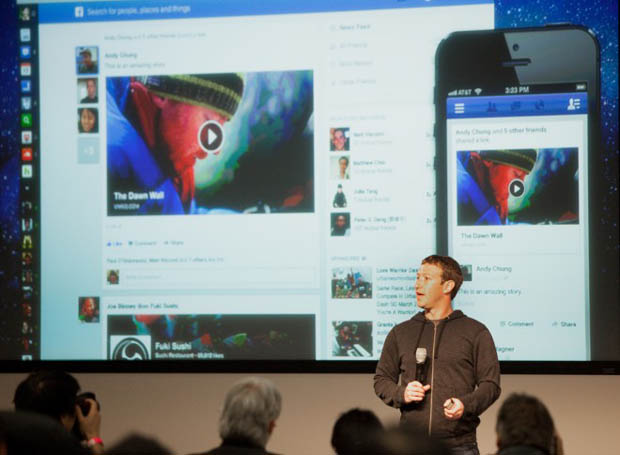 Facebook Unveils Revamped News Feed, Focusing Heavily on Photo Sharing facebookannouncement