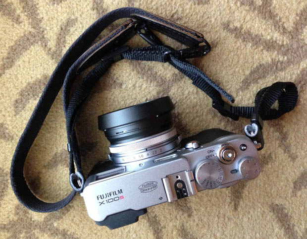 David Hobby Purchased the First Fujifilm X100S to Be Sold, and He Loves It fujifilmx100sdavidhobby