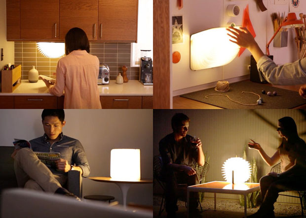 Lumio LED Lamp Folds Into a Book and Can Light Photo Shoots On the Go lumio5