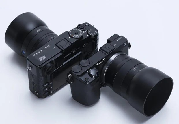 Carl Zeiss Glass Coming to Fujifilm X and Sony NEX Cameras. Heres a Peek zeissfujisony