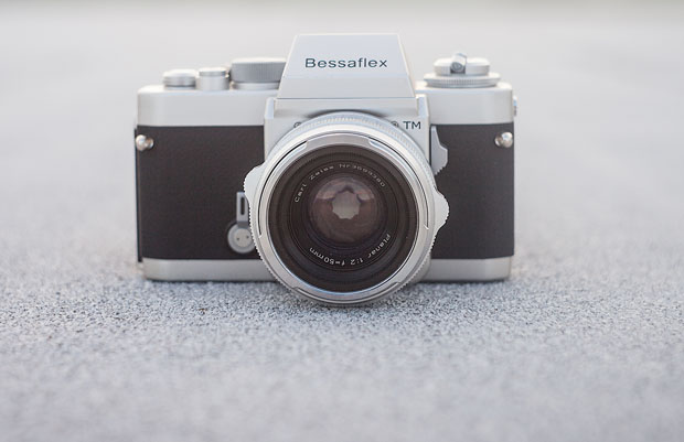 Review: The Bessaflex TM is a Beautiful and Refined M42 Camera Bessaflex TM copy