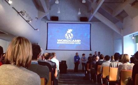 WordCamp Bham
