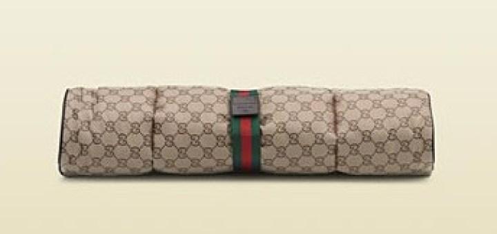 Gucci Travel Dog Blanket