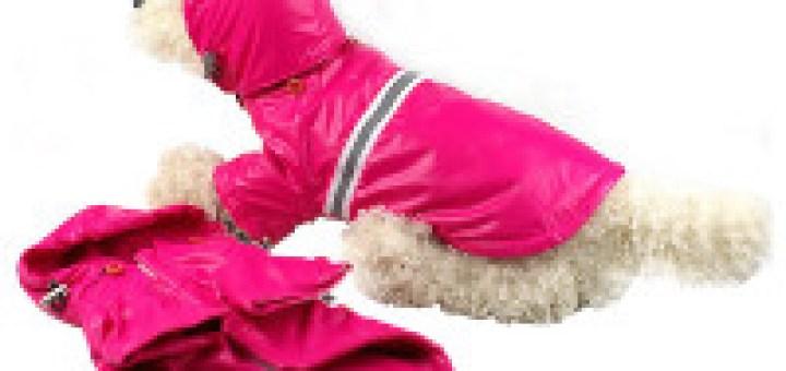 Pet Lift Adjustable Raincoat