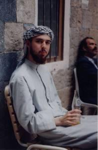 John in Yemen - 2000