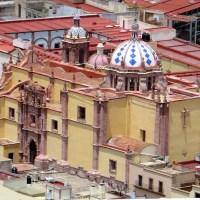 Iglesia de Santo Domingo, Zacatecas
