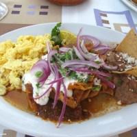 Chilaquiles Across Mexico